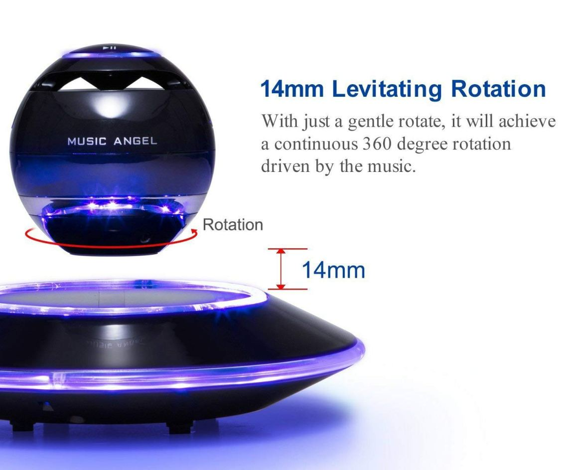 Levitating 4