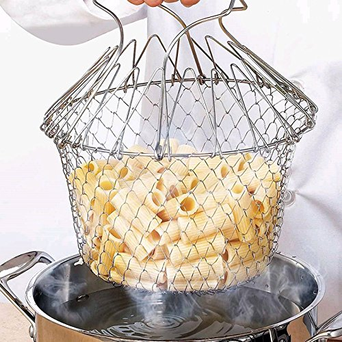 Strainer pasta